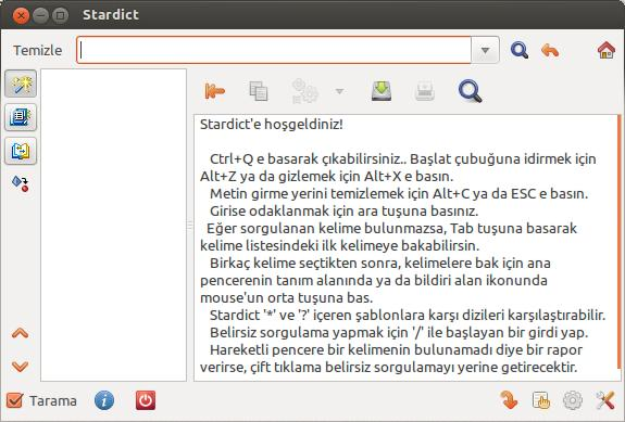 ubuntu stardict dictionary